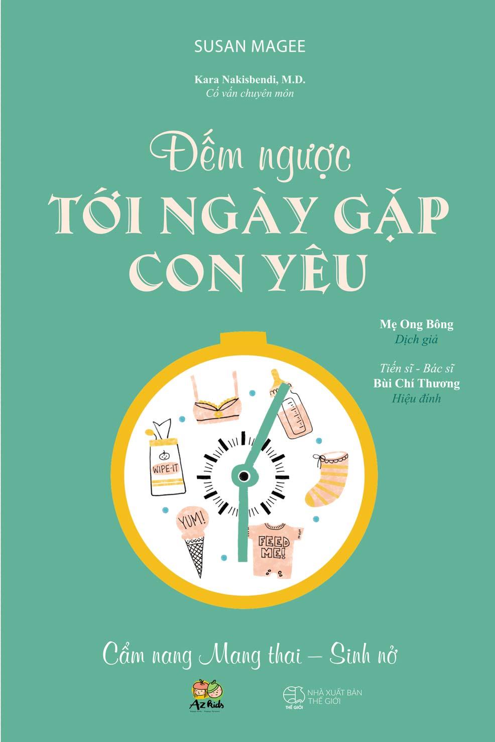 Đếm Ngược Tới Ngày Gặp Con Yêu - EBOOK/PDF/PRC/EPUB