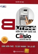Bứt Phá Điểm Thi THPT Bằng Casio Chuyên Đề Hình Học