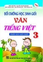 Bồi Dưỡng Học Sinh Giỏi Văn - Tiếng Việt 3