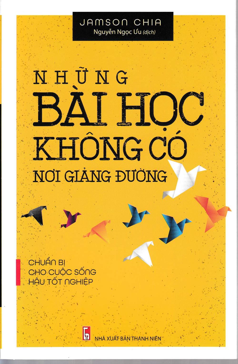 Những Bài Học Không Có Nơi Giảng Đường - EBOOK/PDF/PRC/EPUB