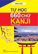 Tự Học 660 Chữ Kanji Thông Dụng
