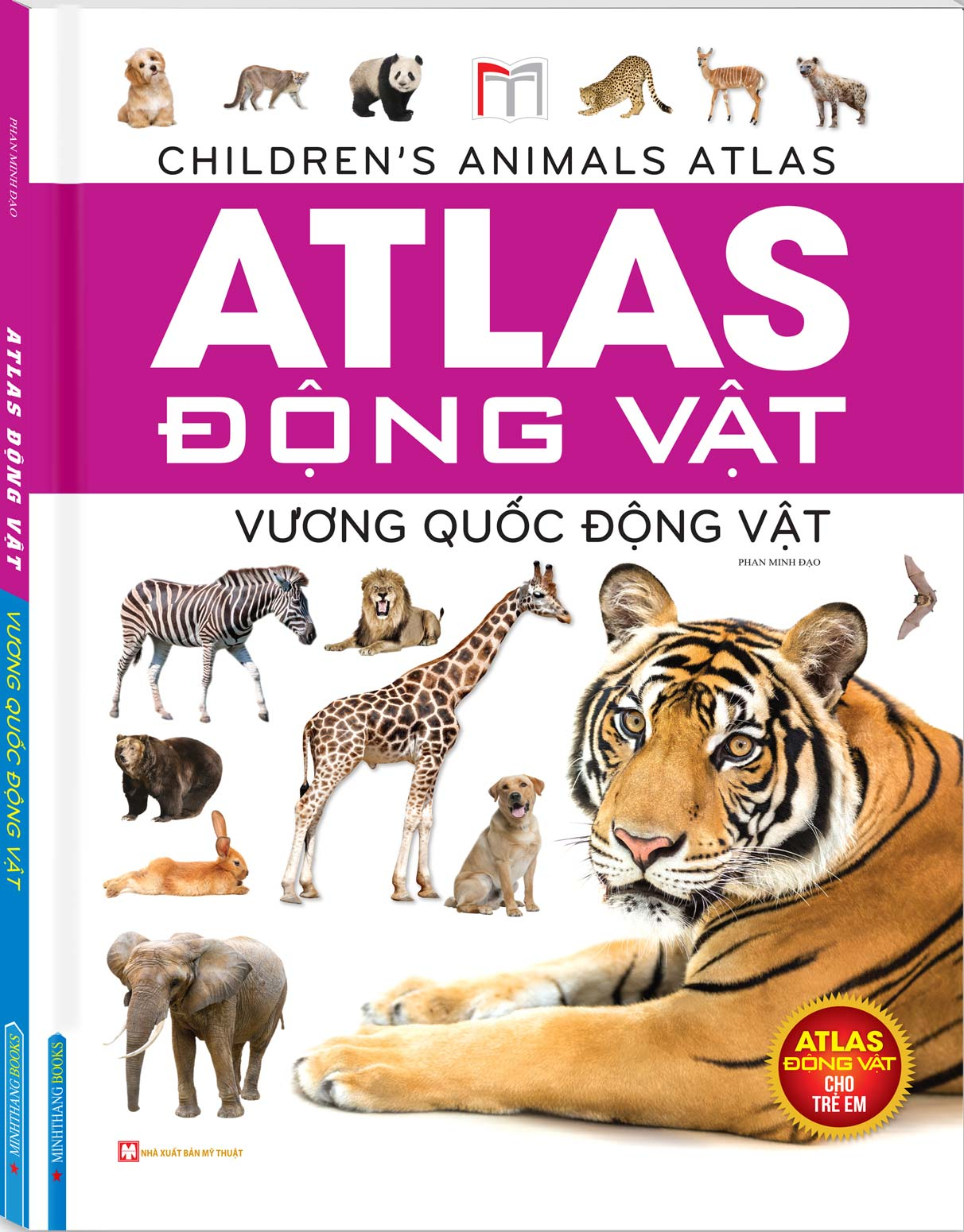 Atlas Động Vật - Vương Quốc Động Vật
