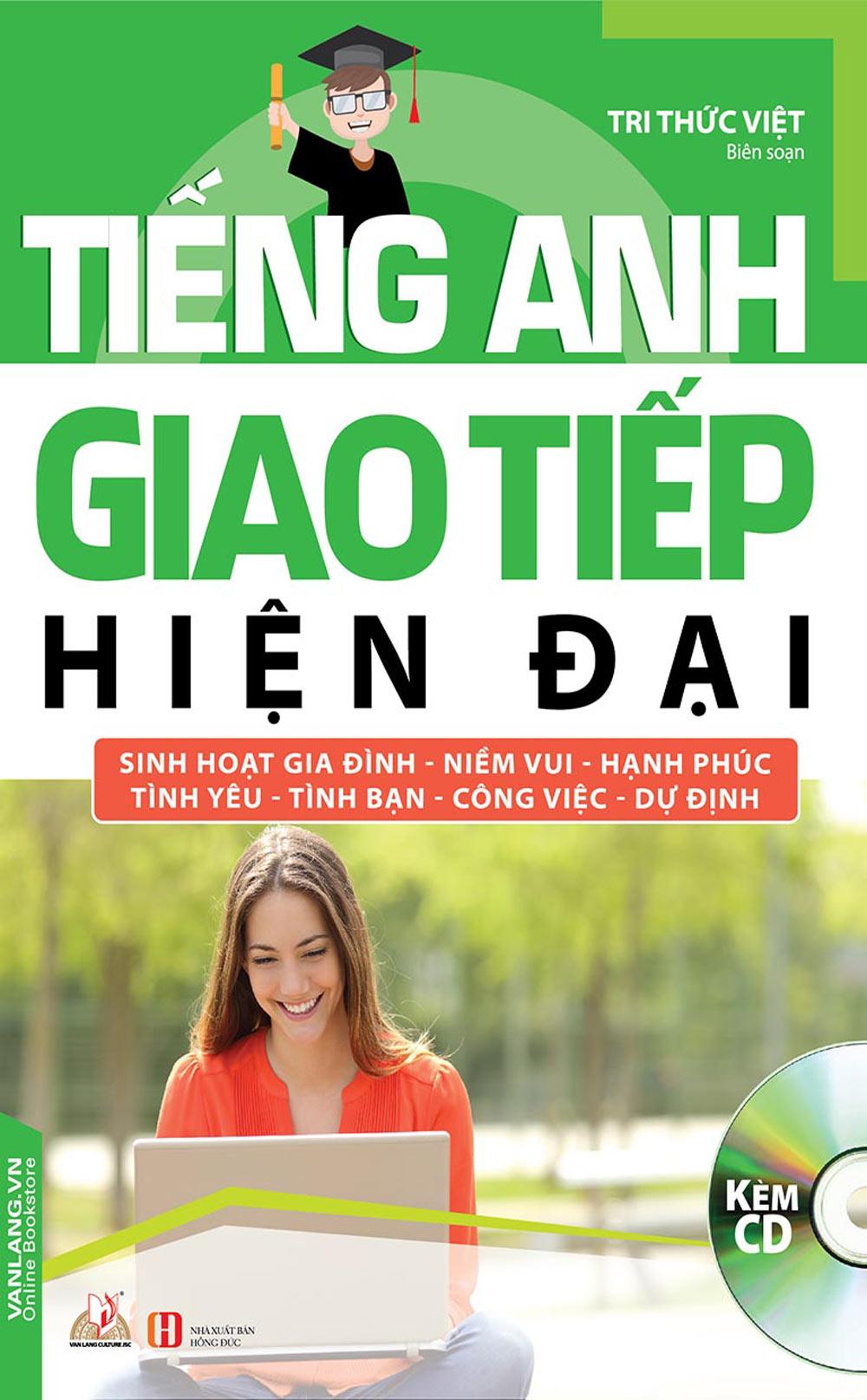 Tiếng Anh Giao Tiếp Hiện Đại - Sinh Hoạt Gia Đình (Kèm CD) - EBOOK/PDF/PRC/EPUB
