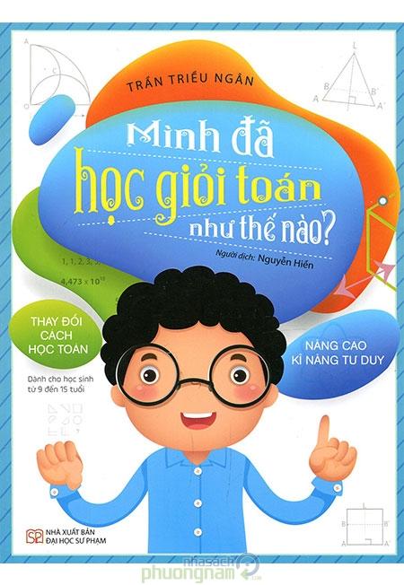 Mình Đã Học Giỏi Toán Như Thế Nào? - EBOOK/PDF/PRC/EPUB