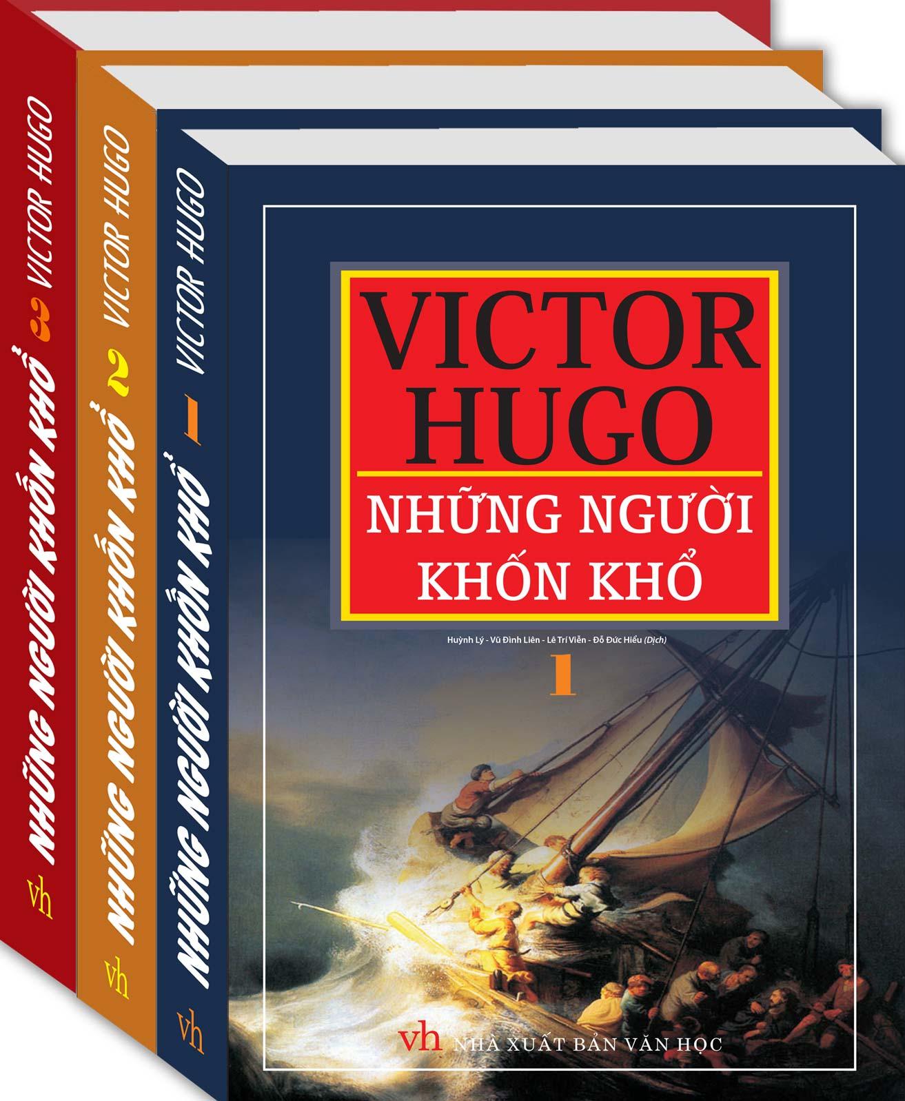 Những Người Khốn Khổ (Bộ 3 Tập) - EBOOK/PDF/PRC/EPUB