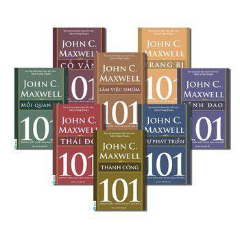 Combo 101 Điều Những Nhà Lãnh Đạo Cần Biết (Trọn Bộ 8 Cuốn)