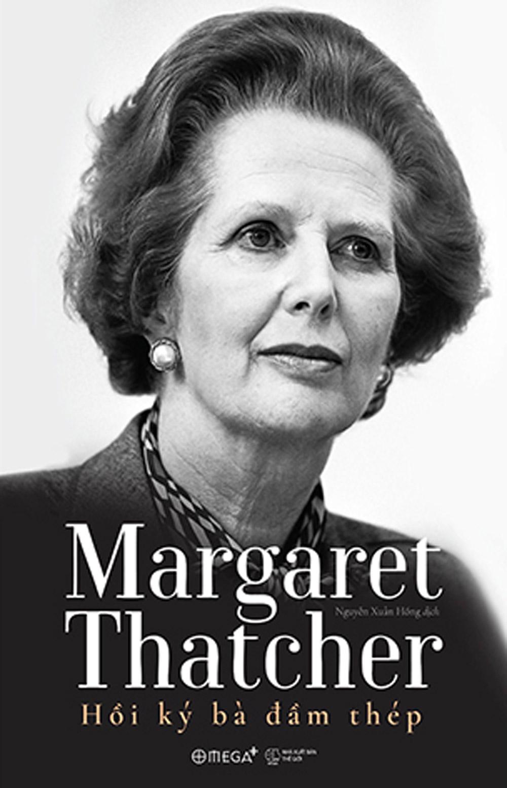 Hồi Ký Bà Đầm Thép - Margaret Thatcher - EBOOK/PDF/PRC/EPUB