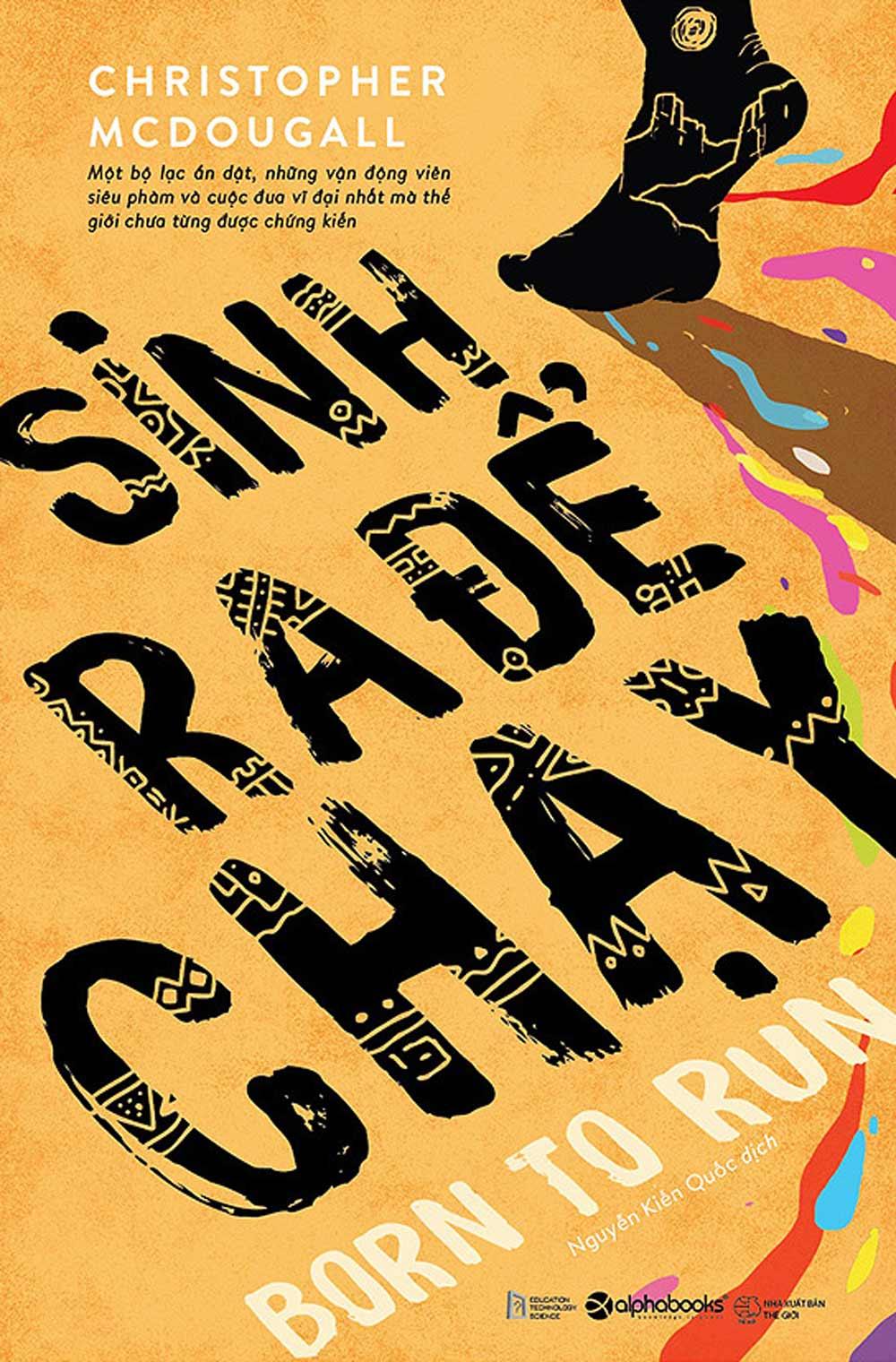 Sinh Ra Để Chạy - Born To Run - EBOOK/PDF/PRC/EPUB