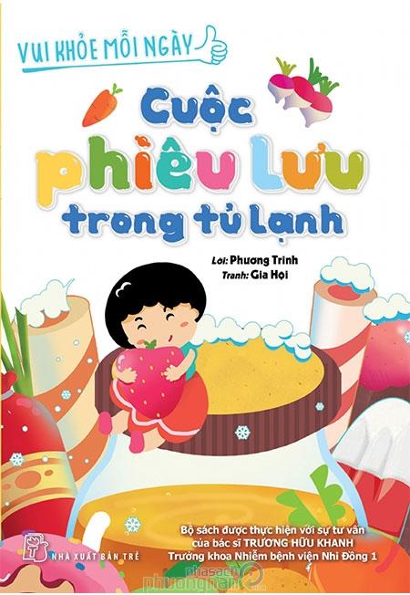 Vui Khỏe Mỗi Ngày - Cuộc Phiêu Lưu Trong Tủ Lạnh - EBOOK/PDF/PRC/EPUB