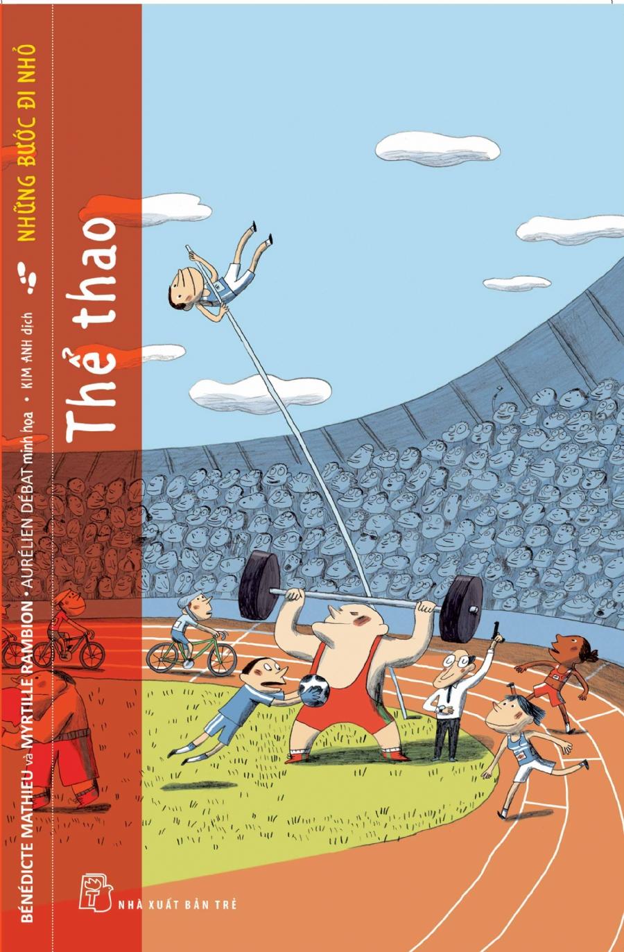 Những Bước Đi Nhỏ - Thể Thao - EBOOK/PDF/PRC/EPUB