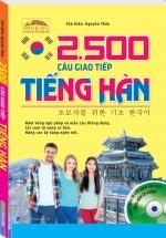 2500 Câu Giao Tiếp Tiếng Hàn