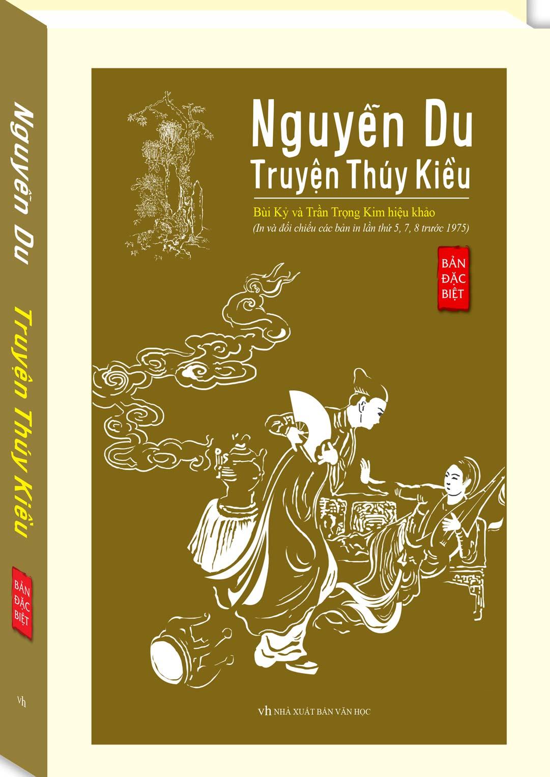Nguyễn Du - Truyện Thúy Kiều - Bản Đặc Biệt (Bìa Cứng) - EBOOK/PDF/PRC/EPUB
