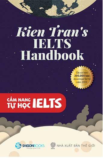 Cẩm Nang Tự Học IELTS - EBOOK/PDF/PRC/EPUB