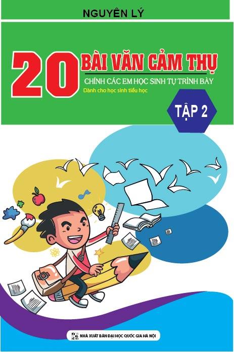20 Bài Văn Cảm Thụ Tập 2 - EBOOK/PDF/PRC/EPUB