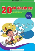 20 Bài Văn Cảm Thụ Tập 2
