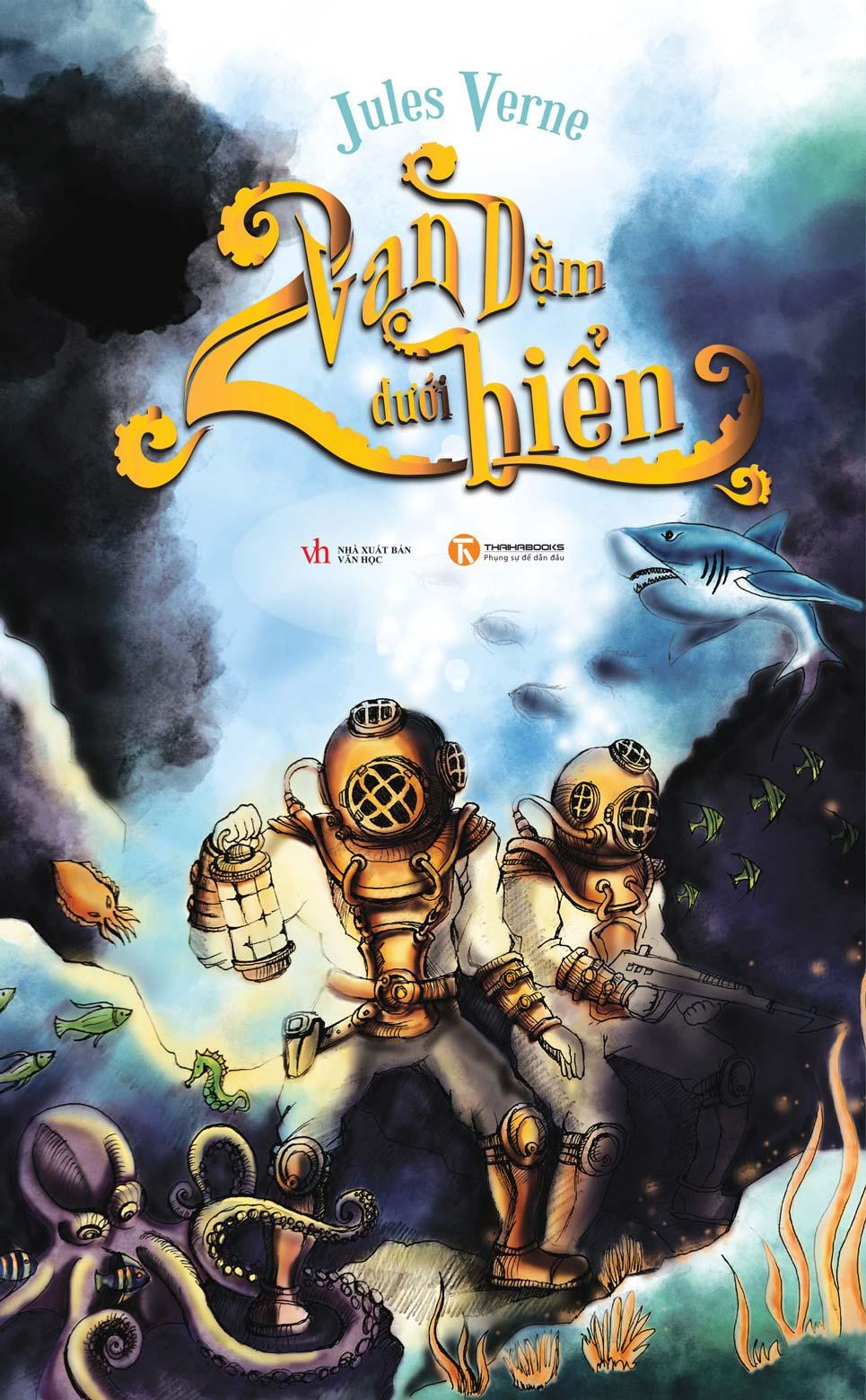 Hai Vạn Dặm Dưới Biển (Thái Hà Books) - EBOOK/PDF/PRC/EPUB