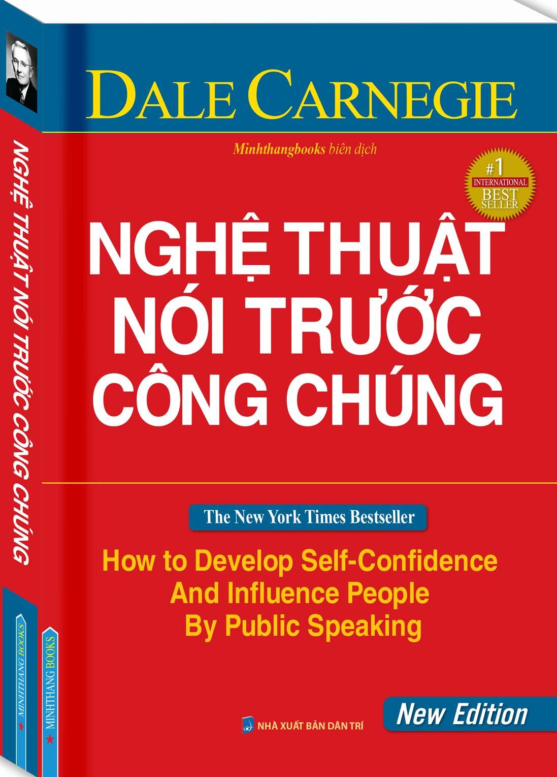 Nghệ Thuật Nói Trước Công Chúng (Bìa mềm) - EBOOK/PDF/PRC/EPUB