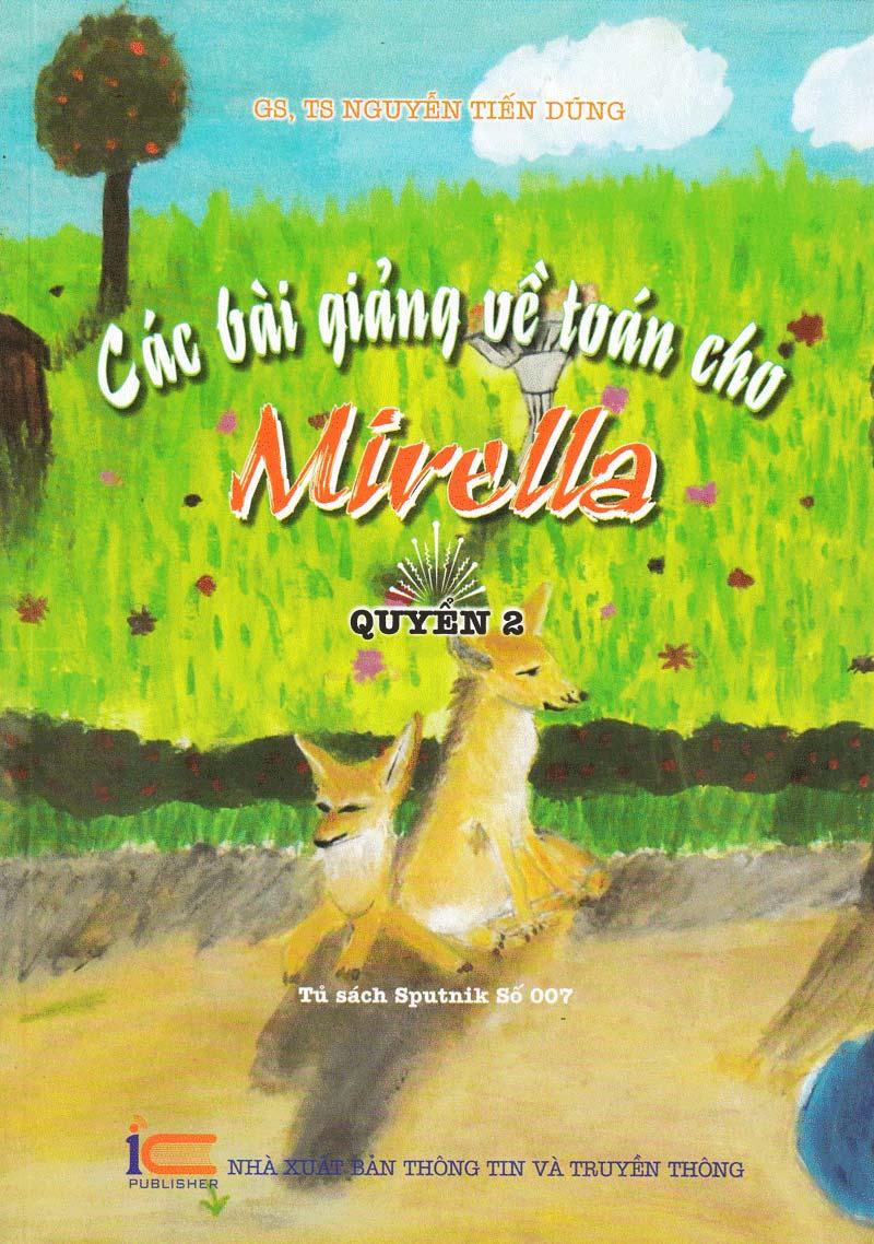 Các Bài Giảng Về Toán Cho Mirella Quyển 2 - EBOOK/PDF/PRC/EPUB