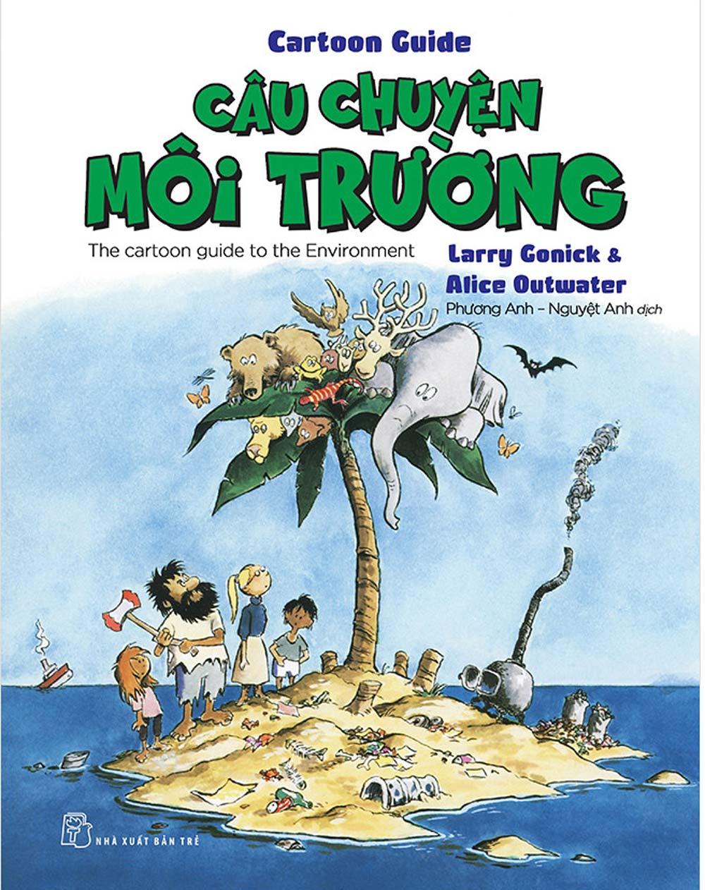 Câu Chuyện Môi Trường - Cartoon Guide - EBOOK/PDF/PRC/EPUB