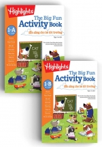 Big Fun Activitity Books Grade 1