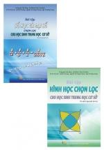 Bộ sách Bài Tập Số Học, Đại Số Và Hình Học Chọn Lọc THCS
