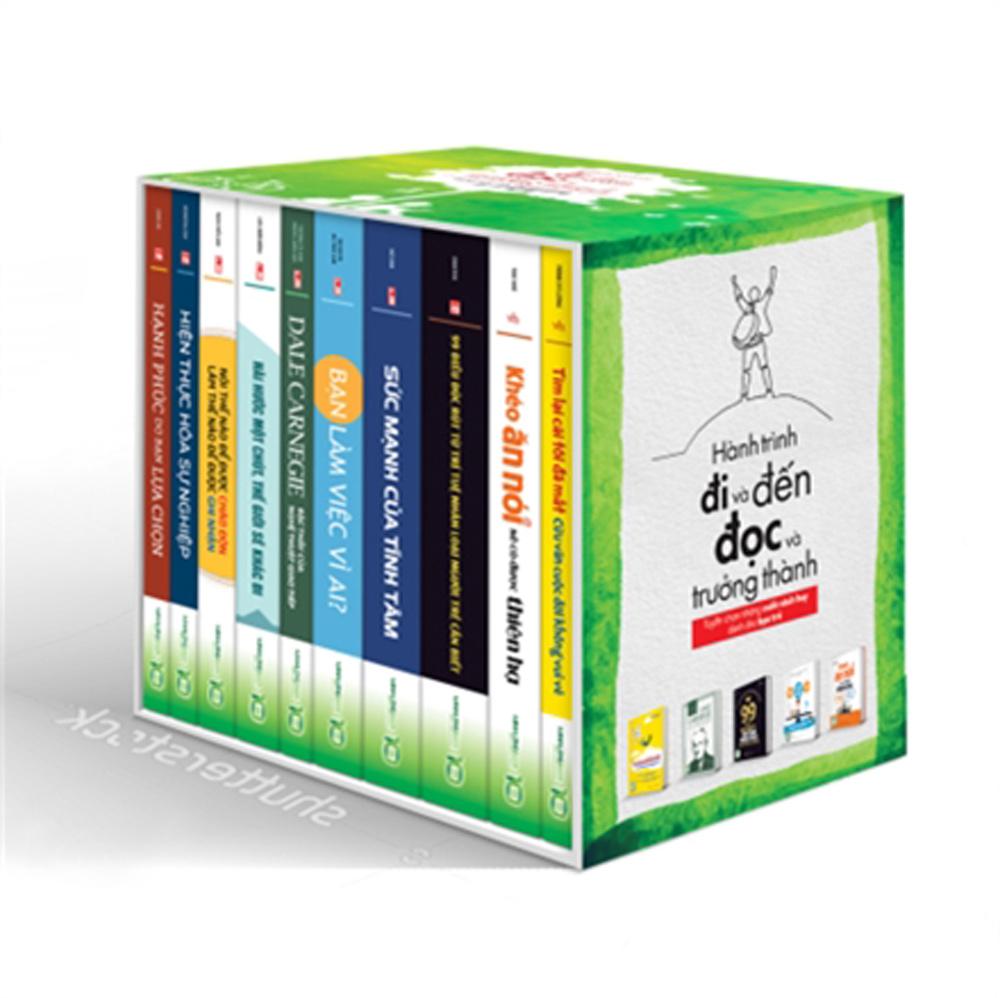 Tuyển Chọn Những Cuốn Sách Hay Dành Cho Bạn Trẻ (Hành Trình Đi Và Đến, Đọc Và Trưởng Thành) - EBOOK/PDF/PRC/EPUB