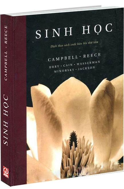 Sách Sinh Học Campbell (Biology)