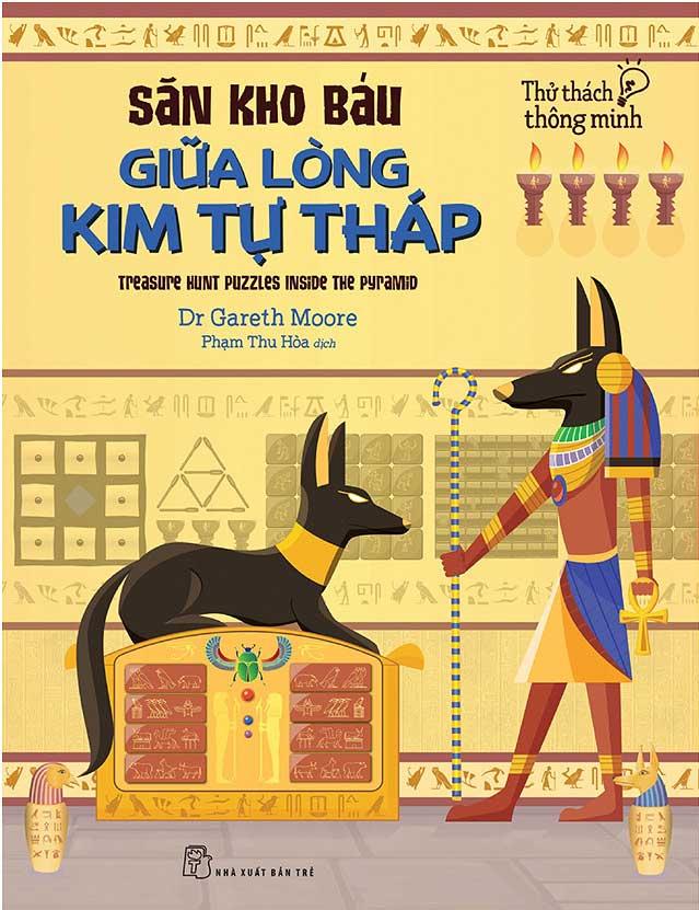 Thử Thách Thông Minh: Săn Kho Báu Giữa Lòng Kim Tự Tháp - EBOOK/PDF/PRC/EPUB