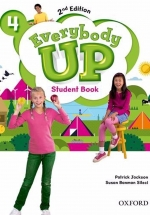 Everybody Up Student Book 4 (2nd Edition)