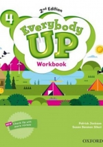 Everybody Up Workbook 4 (2nd Edition)