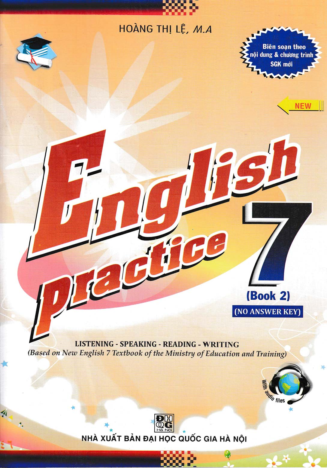 English Practice 7 Book 2 - No Answer Key