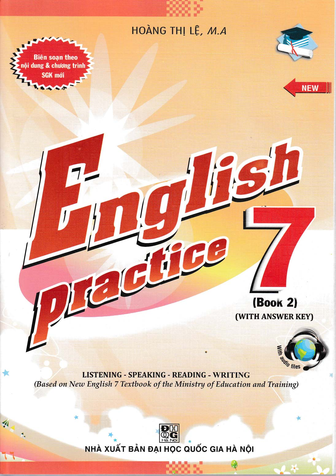 English Practice 7 Book 2 - With Answer Key