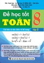 Để Học Tốt Toán 8 Tập 2