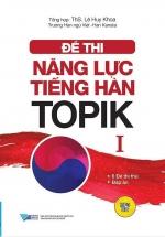 Đề Thi Năng Lực Tiếng Hàn TOPIK I (Kèm CD)