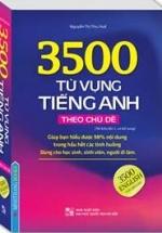 3500 Từ Vựng Tiếng Anh Theo Chủ Đề (Sách Màu)