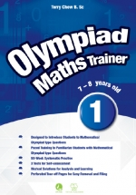 Olympiad Maths Trainer 1 (7 - 8 Years Old)