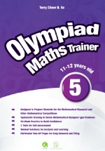 Olympiad Maths Trainer 5 (11 - 12 Years Old)