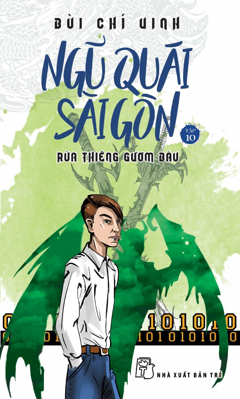 Ngũ Quái Sài Gòn 10: Rùa Thiêng Gươm Báu
