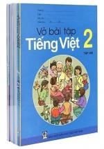 Bộ Sách Giáo Khoa Lớp 2 (Bộ 13 Cuốn Bài Học + Bài Tập)